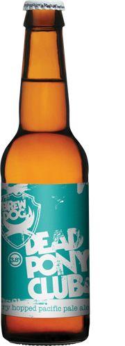 Californian Pale Ale http://www.beercartel.com.au/BrewDog-Dead-Pony-Club