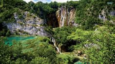 plitvice lakes national park croatia | HD Plitvice Lakes National Park In Croatia Wallpaper