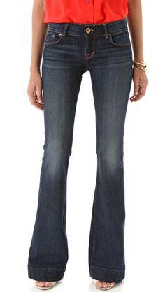 J Brand Love Story Flare Jeans