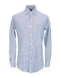 d68c2cc23c FINAMORE per MISSONI Men s Shirt Dark blue XXL INT