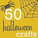 50 Halloween Crafts A great place to start visiting now. Halloween is Just a couple of Months away! Halloween Boo, Holidays Halloween, Halloween Crafts, Holiday Crafts, Holiday Fun, Happy Halloween, Halloween Decorations, Halloween Ideas, Holiday Ideas