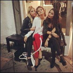 Ashley Benson, Selena Gomez, & Vanessa Hudgens