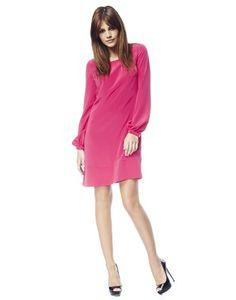 LaDress jurkje Jessye - fuchsia . Deze jurk heb ik in olijfkleur! ♥