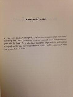 How to write a book dedication