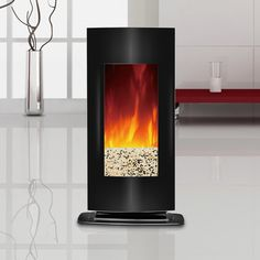 Found it at AllModern - Novelle Wall Mount Electric Fireplace