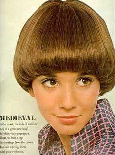 Frisuren 70er frauen kurz