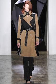 Coat obsession - Look 5- Ohne Titel Fall 2015 RTW Runway – Vogue