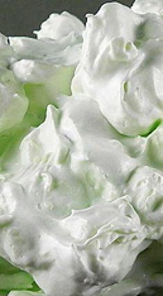 """Green Stuff"" Marshmallow Salad ❊"