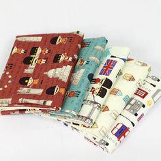 Купить Хлопок ручной работы/DIY Корея импортированных одеяло ткани/хлопок печати одной четвертой этот код: 150118-1 из категории Ткани, нитки и аксессуары для шитья на Kupinatao.com