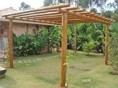 Pergola For Small Backyard Diy Pergola, Small Pergola, Deck With Pergola, Outdoor Pergola, Cheap Pergola, Covered Pergola, Pergola Shade, Pergola Kits, Pergola Roof