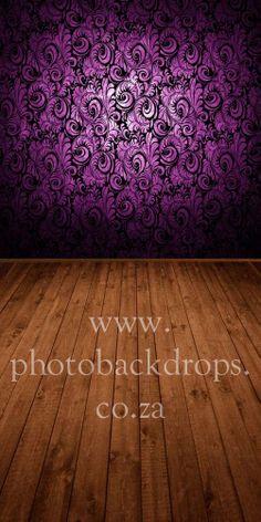 Purple Scrolls http://www.photobackdrops.co.za