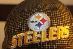 80b09a6eca6 Vintage Pittsburgh Steelers NFL Hat Cap Logo Athletic Adjustable Wool  Checkered  NFLProLineLogoAthletic  PittsburghSteelers