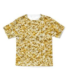 Look what I found on #zulily! Popcorn Sublimation Tee - Toddler & Boys #zulilyfinds