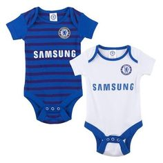 What can be better for a little Chelsea fan than the range of Chelsea FC baby clothes which is available from Soccer Box http://www.soccerbox.com/blog/chelsea-fc-baby-clothes/ there are sleepsuits, body suits and baby bibs to name a few.