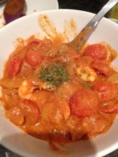 Slimming World recipes: Prawn & tomato curry