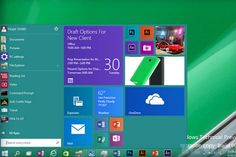 Windows 10 is a Windows 7 operating system is refreshed