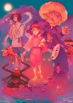 """The Art Of Animation, Rachel S. Aka:""""Baru"""""""