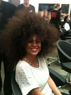 all that HAIR!