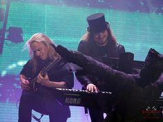 Nightwish - Emppu Vuorinen and Tuomas Holopainen
