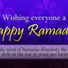 Happy Ramadan Mubarak, Ramadan Greetings, Wish, Peace, Messages, Texting, Text Posts, Sobriety, World