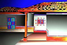 Guambia architecture.