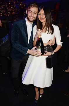 British Independent Film Awards 2014: Douglas Booth and Gemma Chan