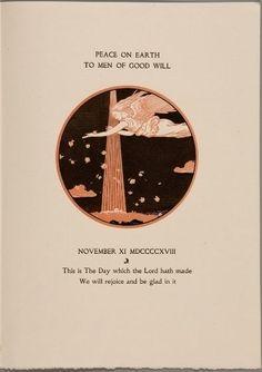 Rudolf Ruzicka, Peace on Earth, Good Will To Men, Harvard Art Museums/Fogg Museum
