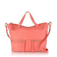 Great Eastern Street, Medium Zip-Top Grab Bag #the coral bag #MyRadleyChristmas