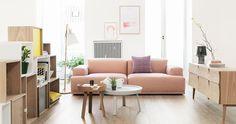 Connect Sofa Around Reflect Lifestyle