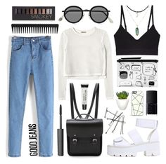 """""""B A D N E W S"""" by janita31 ❤ liked on Polyvore"""