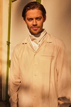 "Catching up with Tom Payne about his new show the hotly anticipated Fox drama ""Prodigal Son"" Ross Marquand, Tom Tom Club, Dark Pop, Tom Payne, Prodigal Son, Michael Sheen, Hurdles, Guy Names, New Shows"