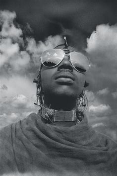 Masai Cool by Dominic Rouse.