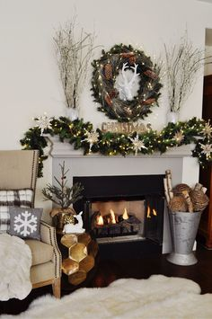 Dec 2 Home For The Holidays Blog Tour 2 Ladies U0026 A Chair Style
