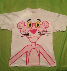 Pink Panther Double Sides Shirt Mens Size XXL in T-Shirts | eBay #pinkpanther #pinkpanthershirt #cartoons #vintageshirt #classiccartoons #thepinkpanther #panthershirt #panther #pinkpanthertshirt #cartoonshows #cartoon #collectables