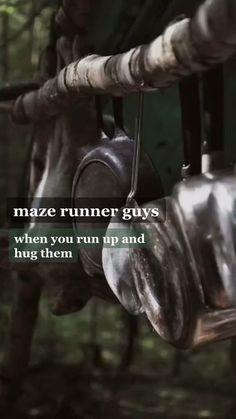 Maze Runner Funny, Newt Maze Runner, Maze Runner Movie, Harry Potter Potions, Harry Potter Fandom, Harry Potter Memes, Runner Tattoo, Maze Runner Characters, The Scorch Trials