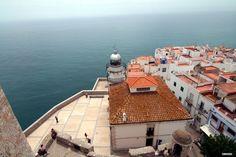 Vistas desde el Castillo de Peñiscola