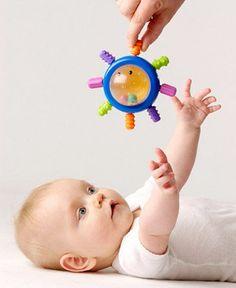 Attempra: ESTIMULACION INFANTIL 2-3 meses.