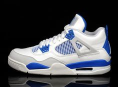 Air Jordan IV  Military Blue  Releases June 2012 afccf9e25
