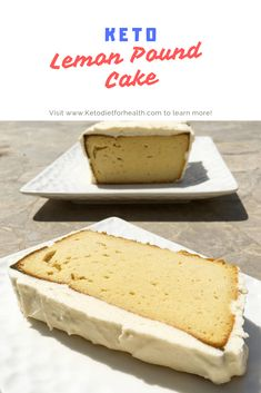 The BEST Low Carb Keto Pound Cake! This easy, moist, and dense Pound Cake is made with a few keto fr Low Carb Desserts, Low Carb Recipes, Dessert Recipes, Easter Recipes, Dessert Ideas, Diet Recipes, Vegetarian Recipes, Vegan Keto, Desert Recipes