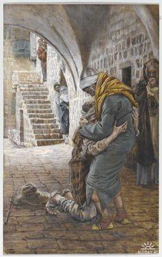 Джеймс Тиссо (James Tissot (1836-1902). Цикл акварелей «Жизнь Господа нашего Иисуса»