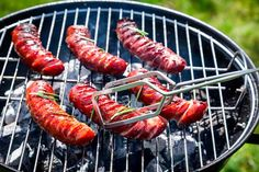 Twelve Tips For Safe Grilling | Everyone loves to grill during the summer, but it is necessary to be safe while preparing a delicious lunch for your friends and family. Read the 12 tips for safe grilling this summer. #HomeMattersBlog