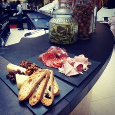 Check out the mouthwatering cheese and charcuterie boards at Salt Yard at the Tatler Restaurant #Focus16 @tatleruk