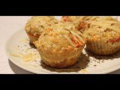 Panela de Barros - Muffin de Queijo
