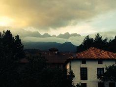 Sunset in Picos de Europa