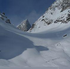 Touring back up Ski And Snowboard, Touring, Skiing, Mountains, Nature, Travel, Ski, Naturaleza, Viajes