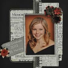 Image result for graduation scrapbook pages