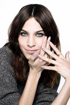 Alexa Chung For Nails Inc New Packaging And Collaboration (Vogue.com UK)