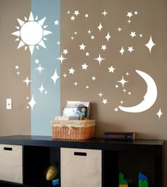 Possible nursery decorations