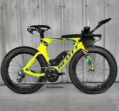 Scott Plasma TT #swimbikerun #triathlon #bicycle #TT #scott