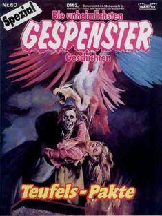 Gespenster Geschichten Spezial #60 - Teufels-Pakte